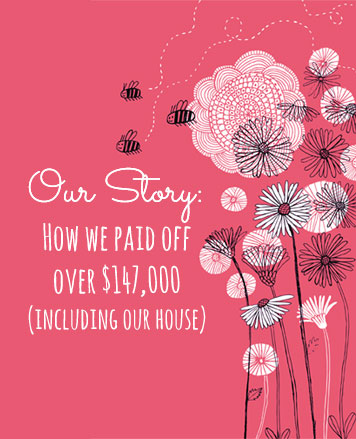 Our Debt Free Story: Paying Off More Than $147,000 in Debt