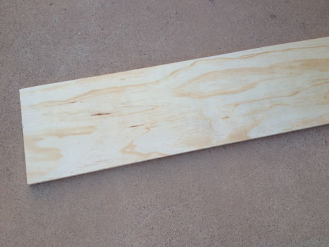 The surprising story of the wooden plank