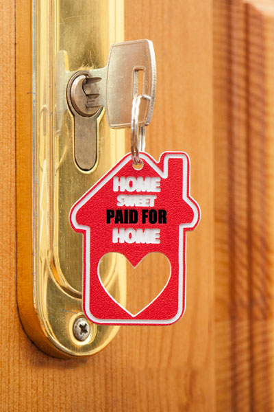 Who wouldn't love to have a paid for house?! Steve & his wife PAID OFF THEIR MORTGAGE (woohoo!) by following these 5 simple rules.